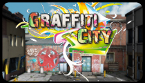 Graffiti City (Dynamic Hidden Objects Game)