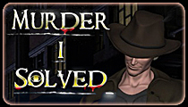 Murder i Solved (Dynamic Hidden Objects Game)