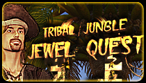 Tribal Jungle - Jewel Quest (Match 3 Game)